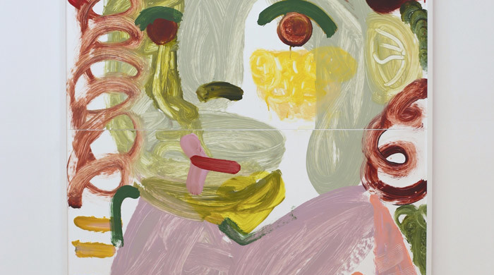 Tatiana Berg, Mallory, 2013. Acrylic on Yupo paper. 52 x 40 in. Image courtesy of Hansel and Gretel Picture Garden, New York.
